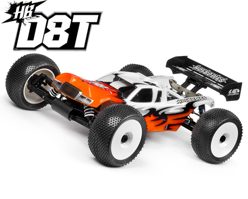 D8T Competition Truggy - 67801