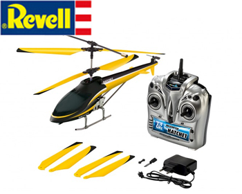 Revell Hatchet Helicopter - 23924