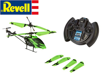 Revell Magic Glow Helicopter - 23934